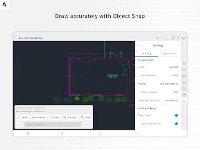 AutoCAD - DWG Viewer & Editor screenshots 23