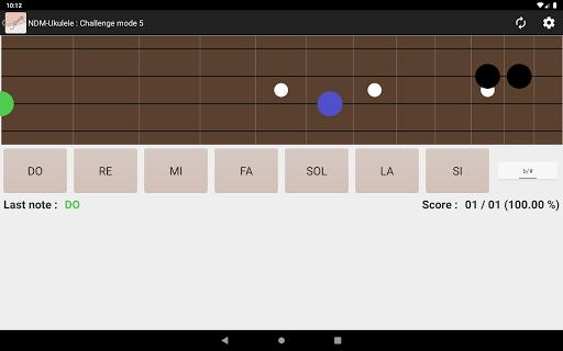 NDM - Ukulele (Learning to read musical notation)  screenshots 5