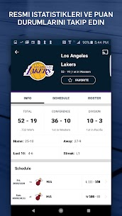 NBA Canlı Maç ve Skorlar Apk Güncel 2021* 6