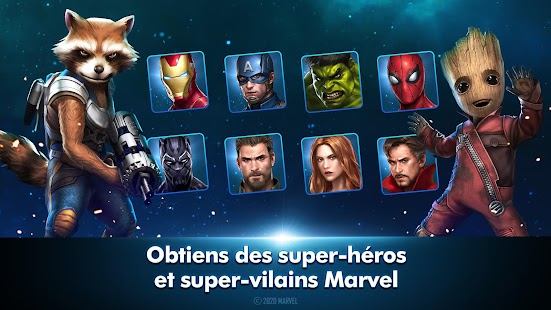 MARVEL Future Fight Capture d'écran