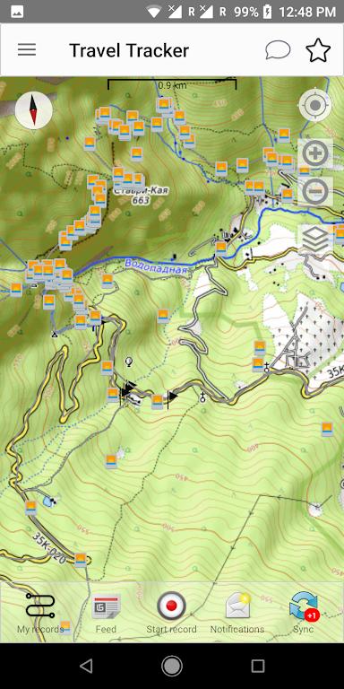 Travel Tracker Pro - GPS tracker poster 6