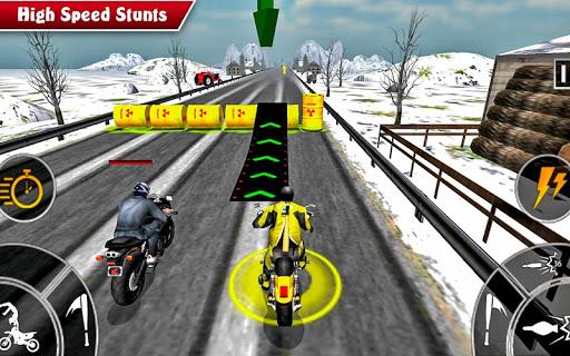 Moto Bike Attack Race 3d games 1.4.5 Screenshots 11