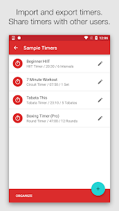 Seconds Pro Interval Timer v3.0.12 [Paid] 5