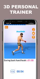 Kickboxing Fitness Trainer Mod Apk (Premium Unlocked) 5