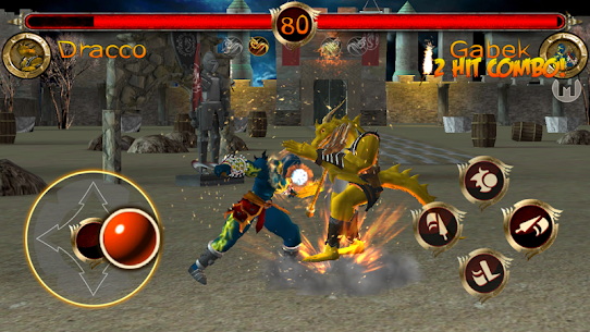 Free Terra Fighter – The fighting Games Apk Download 2021 3