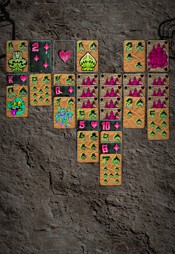 FLICK SOLITAIRE apkslow screenshots 7