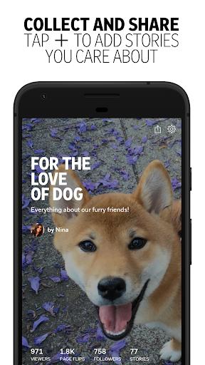 Flipboard - Latest News, Top Stories & Lifestyle 4.2.65 Screenshots 6