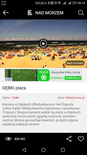 WebCamera.pl - live streaming 2.5.0 Screenshots 4