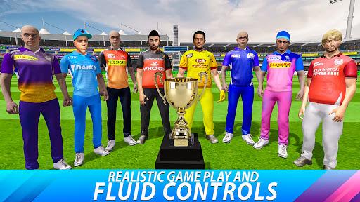 League of Indian Cricket Games-Real Cricket Craze screenshots 1