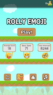Rolly Emoji Online Hack Android & iOS 2
