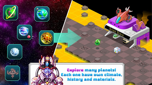 Space Life  screenshots 5