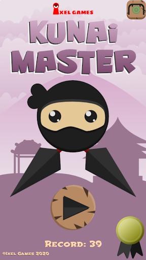 Kunai Master (Be a Ninja Master)  screenshots 1