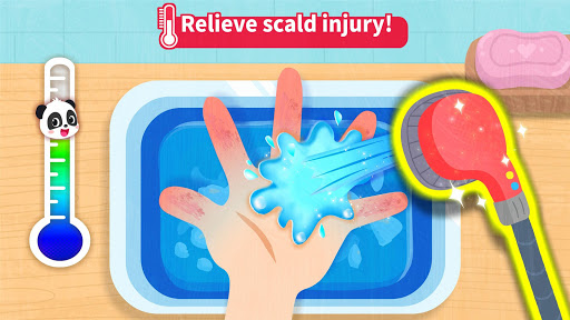 Baby Panda's First Aid Tips  screenshots 2