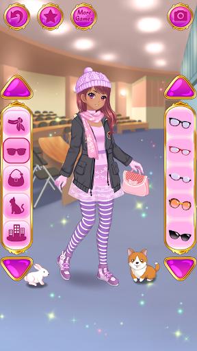 Anime Dress Up - Games For Girls 1.1.9 Screenshots 15