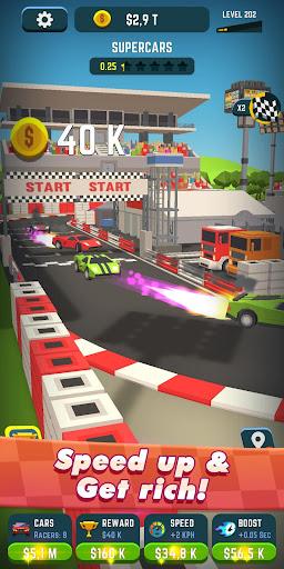 Idle Race Rider u2014 Car tycoon simulator 0.4.16 screenshots 5
