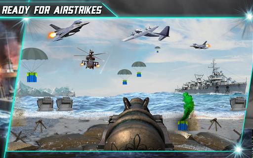 Call of Beach Defense: FPS Free Fun 3D Games  screenshots 2