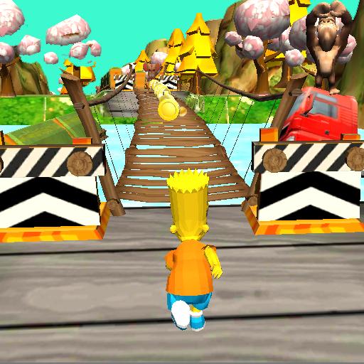 Baixar Subway Bart Run - Jungle Dash Family Adventure para Android
