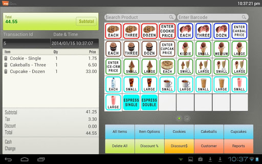 Point of Sale App - POS System For PC Windows (7, 8, 10, 10X) & Mac Computer Image Number- 5