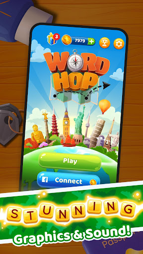 Word Hop  screenshots 3