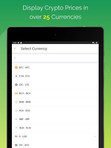 CoinGeckou00a0- Bitcoin & Cryptocurrency Price Tracker Apkfinish screenshots 16