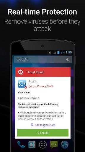 Foto do Mobile Security & Antivirus Free