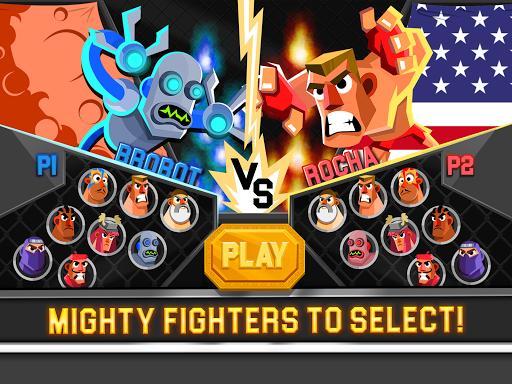 UFB 3: Ultra Fighting Bros - 2 Player Fight Game 1.0.3 screenshots 7