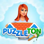 Puzzleton: Match & Design