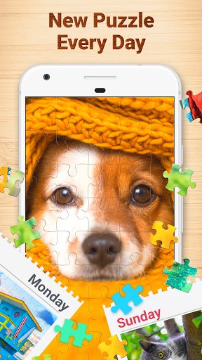 Jigsaw Puzzles - Puzzle Game modavailable screenshots 4
