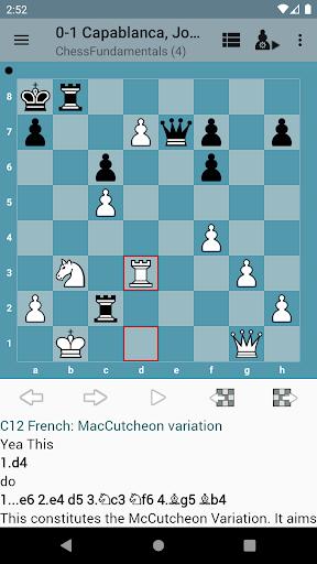Chess PGN Master 2.8.0 screenshots 8