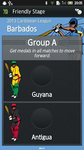 hit wicket cricket - west indies league game screenshot 1