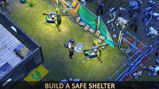 Live or Die: Zombie Survival Mod Apk