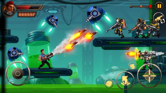 Metal Squad: Shooting Game 1