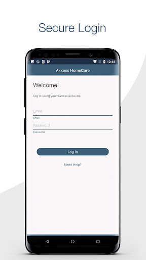 Axxess HomeCare screenshot for Android