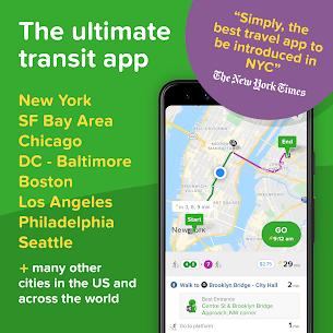 Citymapper: Tüm Ulaşımınız İçin Yol Tarifi 1