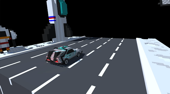 Only Road Hack Online [Android & iOS] 4