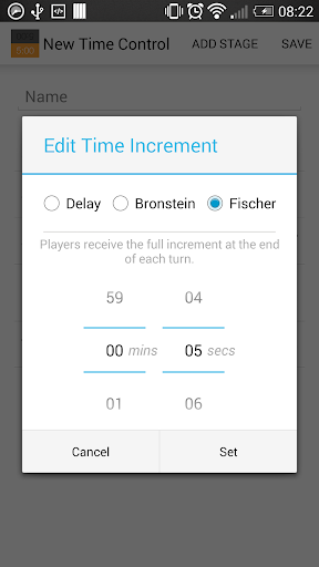Chess Clock 1.0.4 Screenshots 5