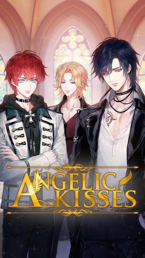 Code Triche Angelic Kisses : Romance Otome Game  APK MOD (Astuce)width=