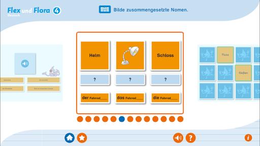 flex und flora - deutsch klasse 4 screenshot 1