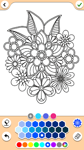 Mandala Coloring Pages  screenshots 2