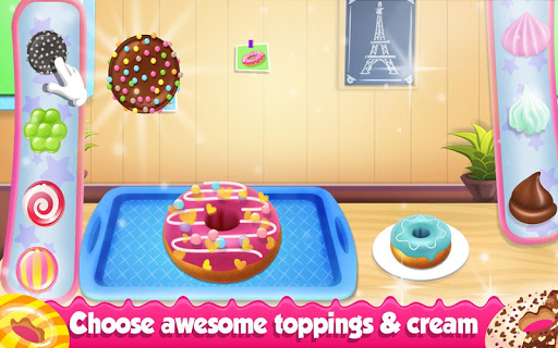 Donuts Factory Game : Donuts Cooking Game 1.0.3 screenshots 9