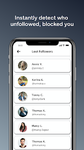 Profile Reports + Follower Analytics for Instagram 4