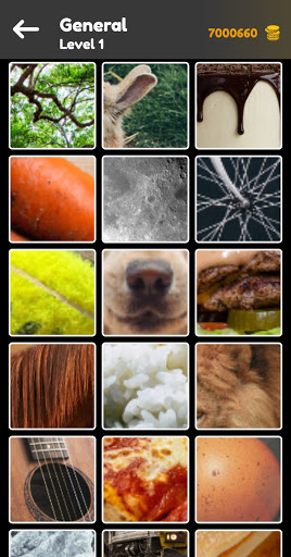 Zoom Quiz: Close Up Picture Game, Guess the Word apklade screenshots 1