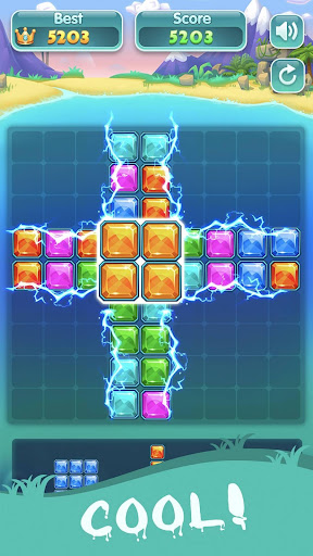 Block Puzzle Jewel-Classic&Funny screenshots 1