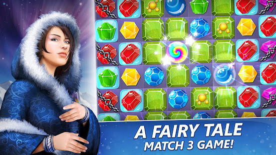 Season Match 3 Games! Bejeweled matching puzzles