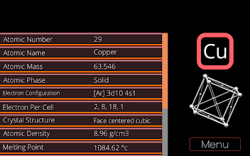 ChemEx 3D Lite - Chemistry App screenshot thumbnail