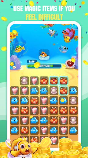 Ocean Connect Mania-Rescue Fish  screenshots 5
