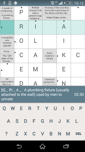 Crosswords CW-2.2.7 Screenshots 3