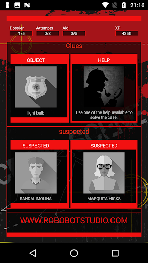 Detective Games: Crime scene investigation 1.3.4 Screenshots 14
