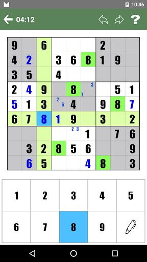 Free Sudoku screenshots 2