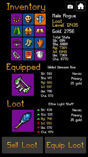 Amazing Loot Grind  screenshots 14